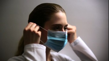 How long will masks need to be worn during pandemic?