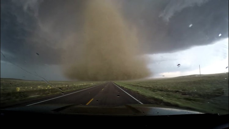 Five years later: Intercepting a tornado