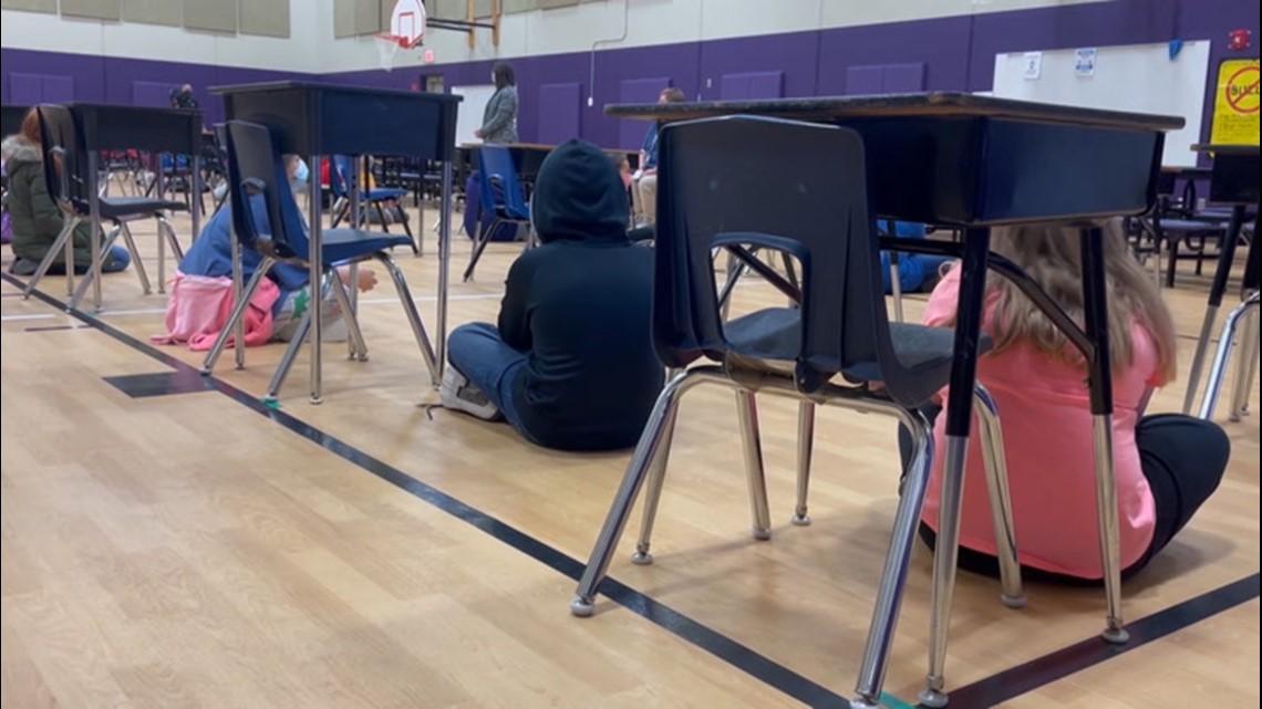 School tornado drills reimagined for COVID era