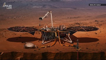 Scientists Have Detected Baby Tremors For The First Time on Mars