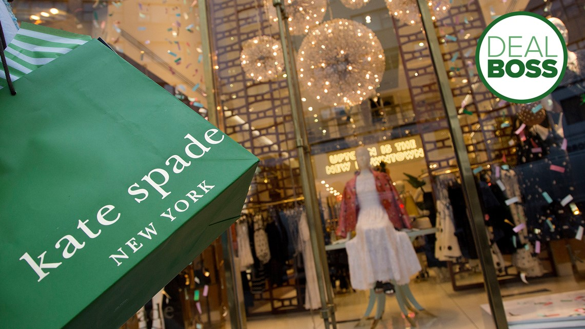 Kate Spade products are on sale for up to 75% off... for Father's Day?