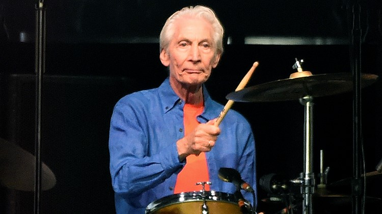 'Most elegant and dignified drummer in rock and roll': Stars react to Charlie Watts' death