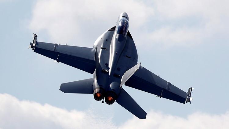 F/A-18 E/F Super Hornet
