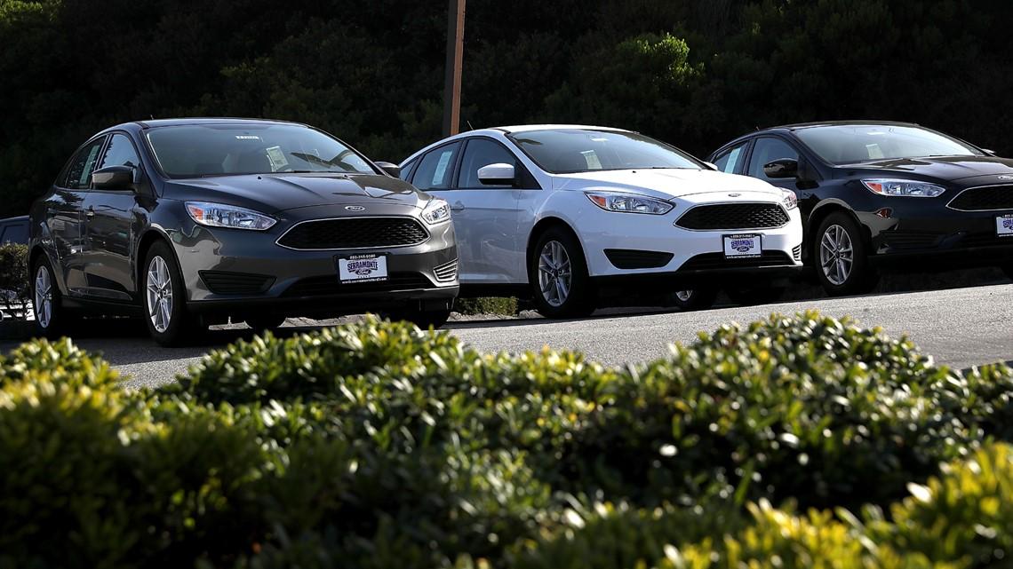 biggest car recalls of 2018