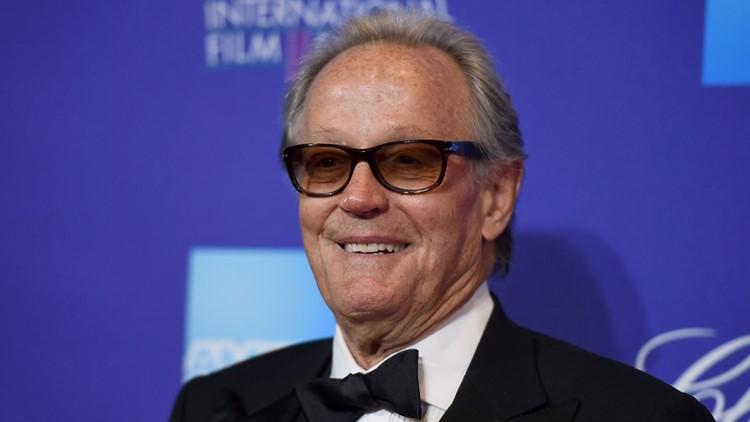 Peter Fonda, 'Easy Rider' star, dead at 79