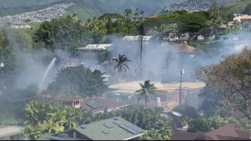 2 police officers killed in Hawaii shooting, house fire