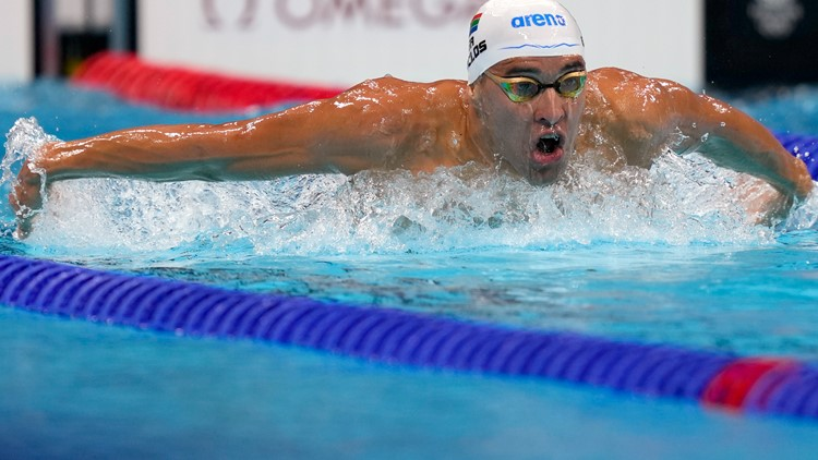 Seasoned swimmers come up short against new challengers