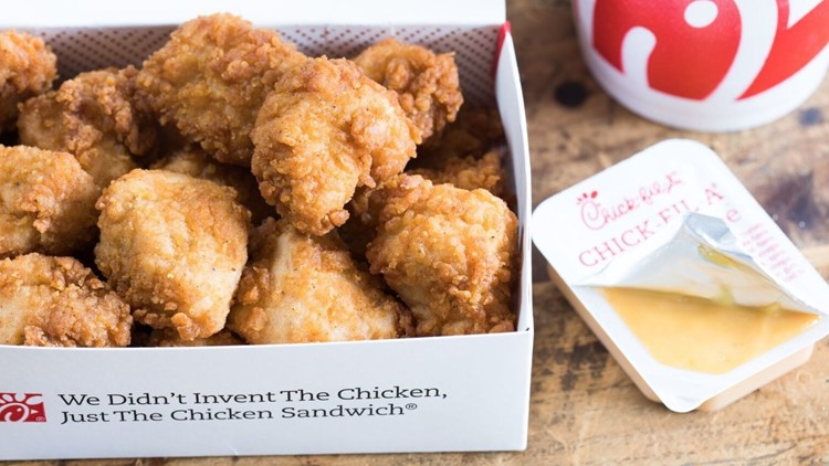 Chick-fil-A - Nuggets