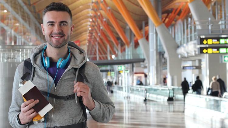 travel flier airport passenger rewards miles
