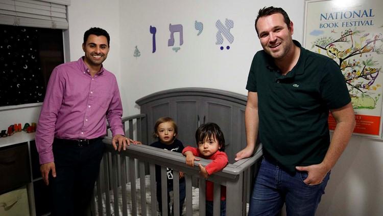 Gay Couples Kids Citizenship