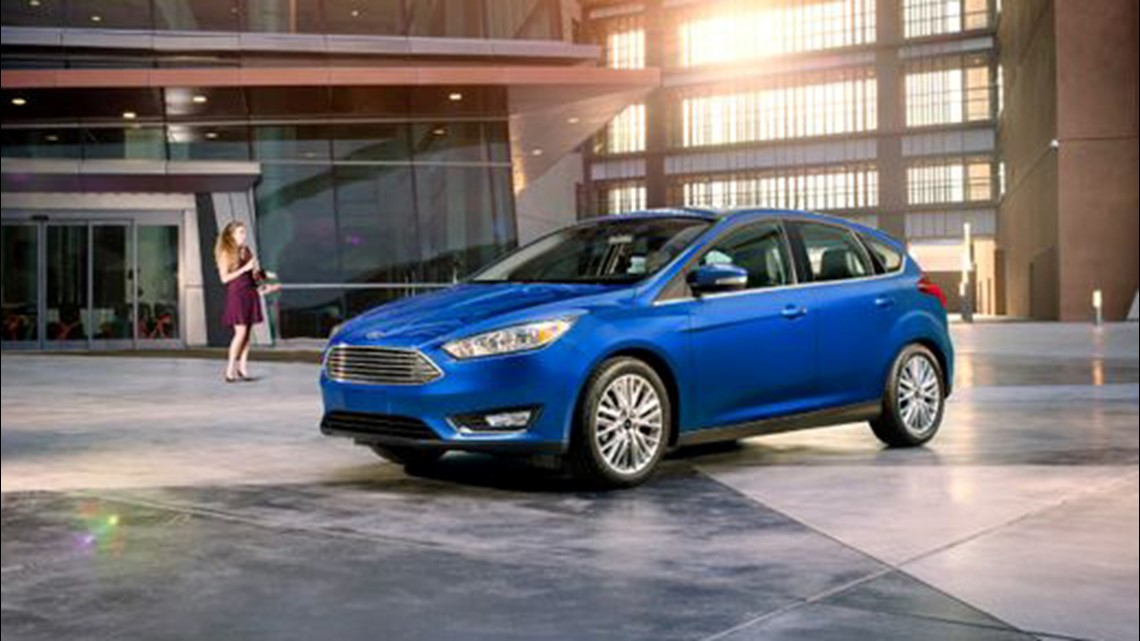 ford recalls 1 5 million ford focus cars that could stall