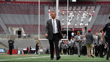 Urban Meyer opens up in interview about health issues, cyst in brain