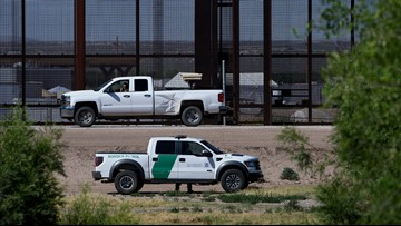 US says 7-year-old who died in Border Patrol custody had not appeared ill