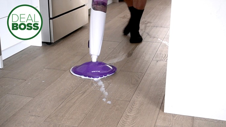 This $60 steam mop is better than the Shark