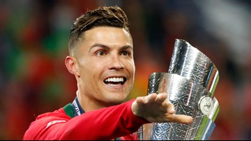Cristiano Ronaldo won't face Vegas rape charge, prosecutor says