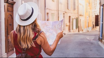 Five generations of women give travel advice