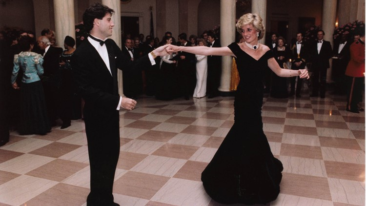 Diana Travolta dance