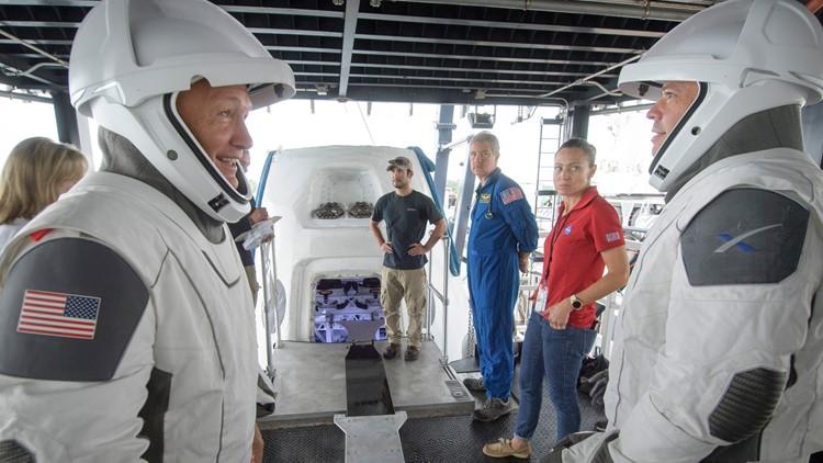 World's space achievements a bright spot in stressful 2020