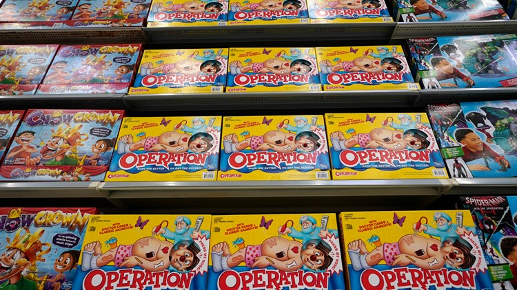 Hasbro Plastic Free