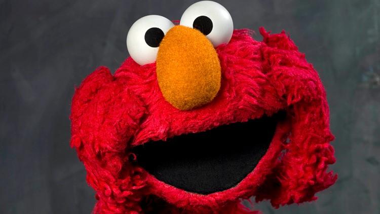 Elmo Sesame Street muppet AP