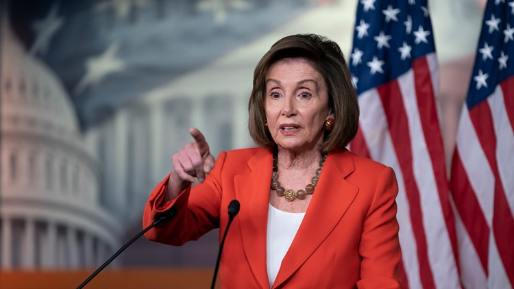 Pelosi asks House to draft articles of impeachment against President Trump