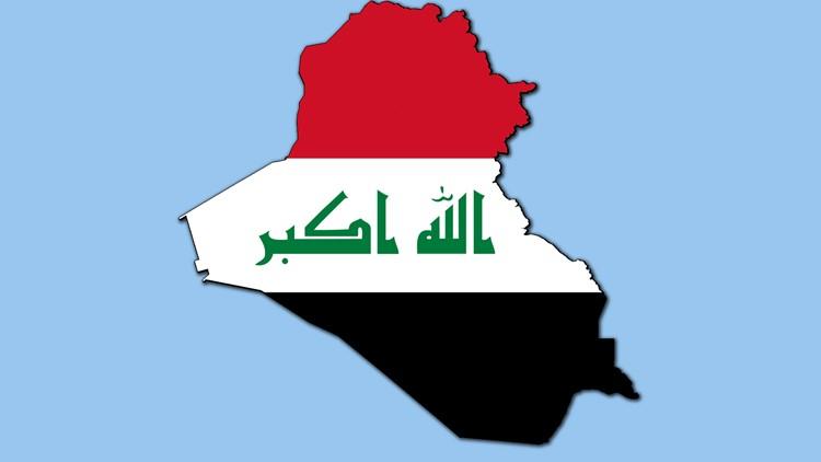 Rockets strike near US base in Iraq, killing 1, wounding 8