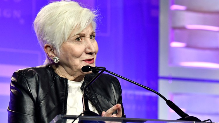 Olympia Dukakis, Oscar-winning 'Moonstruck' actress, dies at 89
