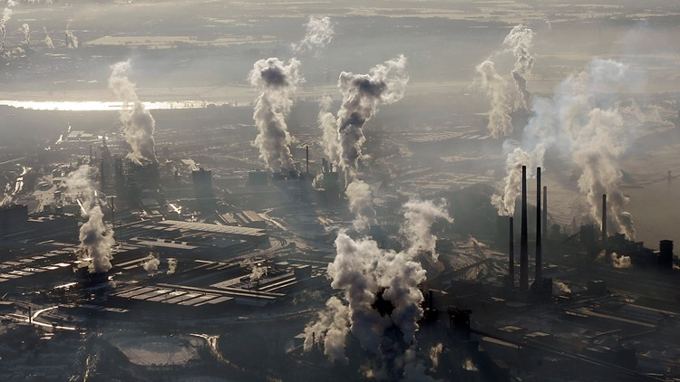 Sharp cuts in greenhouse gas emissions needed now to meet climate goal, UN warns