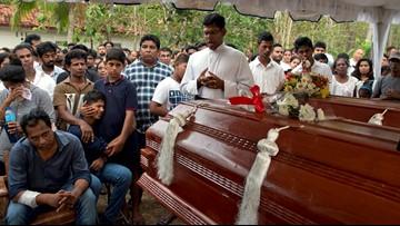 Sri Lanka bombings retaliation for New Zealand mosque attack, defense minister says