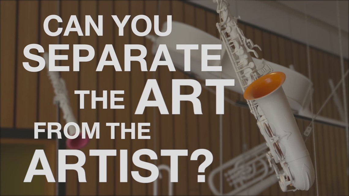 An Imperfect Union: Can you separate the art from the artist?