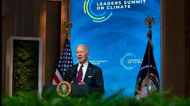 Jobs are make-or-break argument for Biden in climate plan
