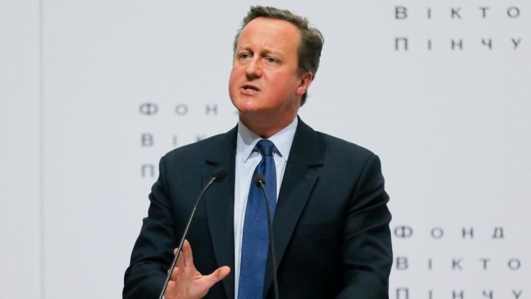 Britain Brexit David Cameron