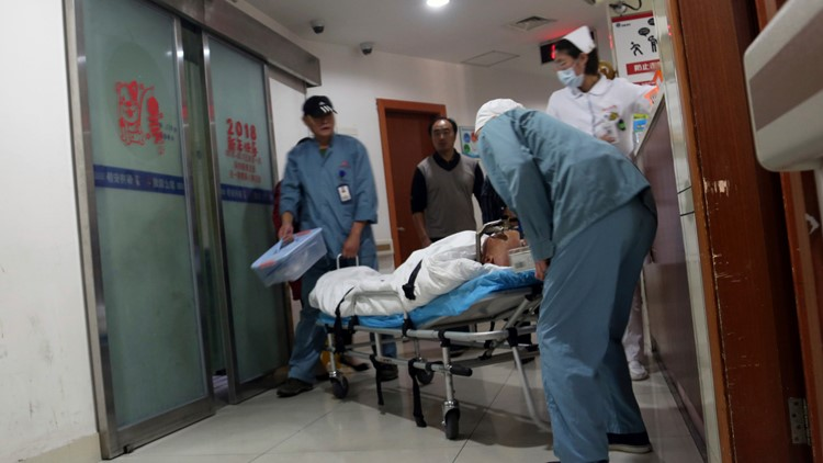 China Implants for addiction hospital patient