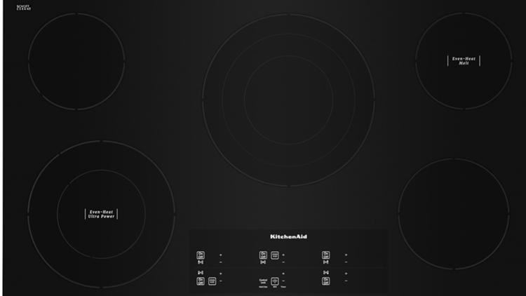 KitchenAid recall glass cooktop