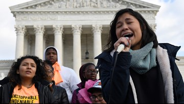 Supreme Court hears DACA case as Trump administration pushes to end program