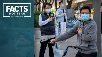 Coronavirus live updates: Trump warns US facing 'toughest' weeks ahead; China reports 30 new cases