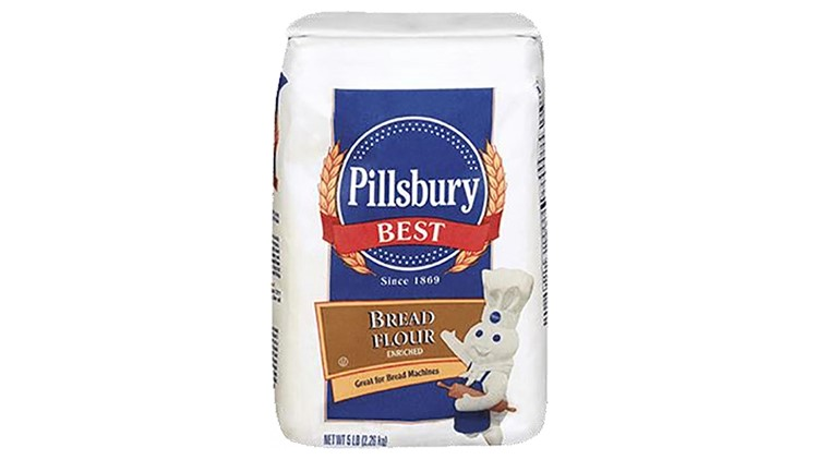 Pillsbury Best 5 pound Bread Flour