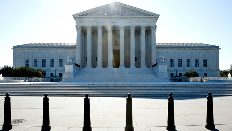 Supreme Court consider hearing a case on 'most offensive word'