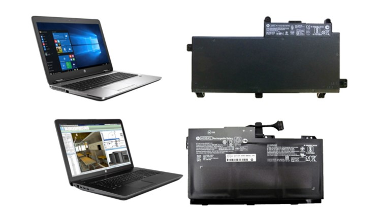 HP lithium-ion battery recall