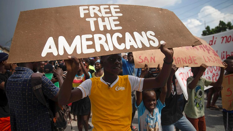 Negotiations to free 17 missionaries in Haiti enters 4th day