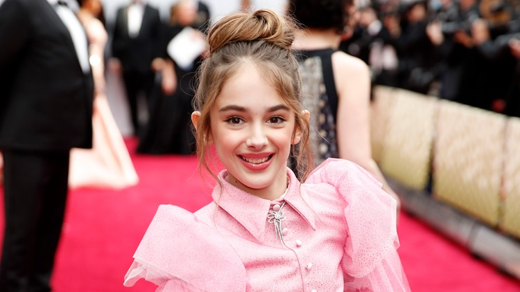 92nd Academy Awards - Red Carpet Julia Butters