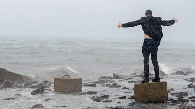 APTOPIX Canada Tropical Weather Dorian