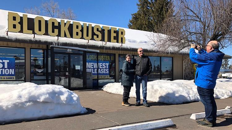 Last Blockbuster Bend Oregon