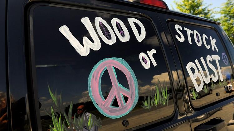 Music-Woodstock 50