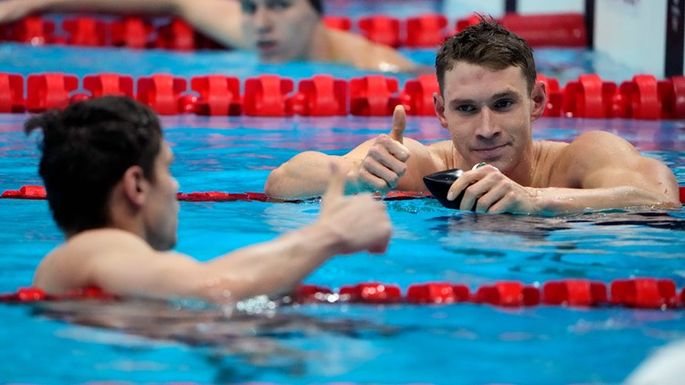 Doping talk rears its head after Russian swimmers win at Olympics