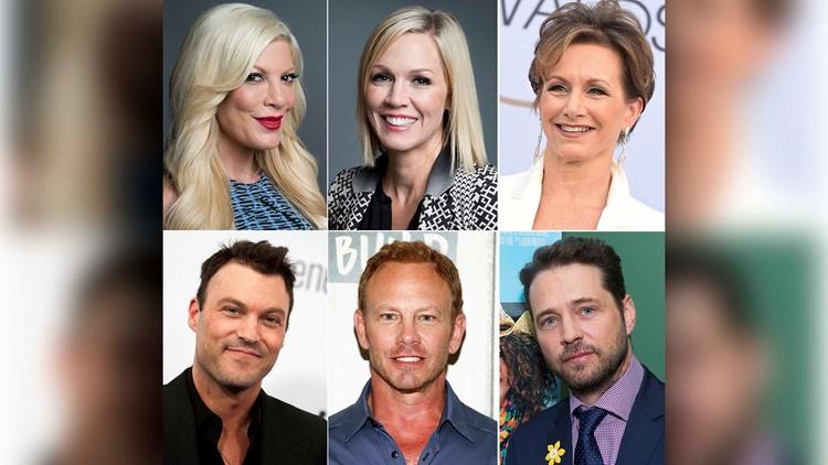 TV-Beverly Hills 90210-Reunion