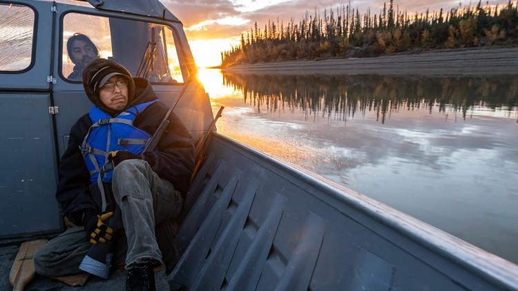 Dwindling Alaska salmon leave Yukon River tribes in crisis