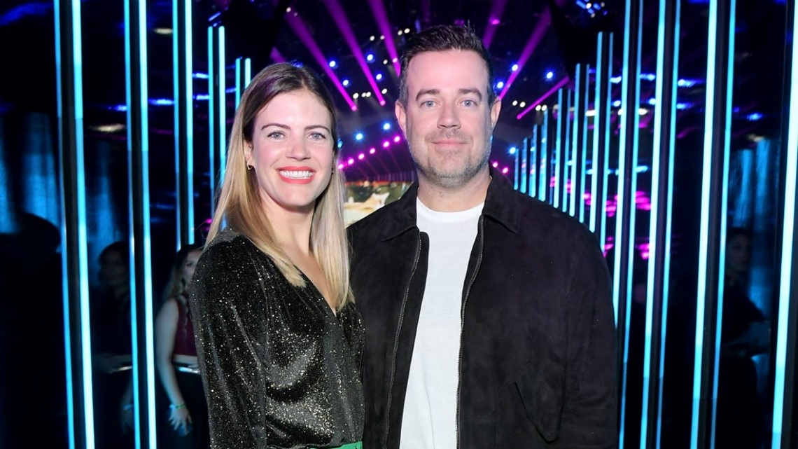 Carson Daly Reveals Sex Of Baby No 4 During Today Show Cooking