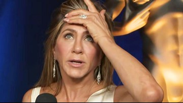 Jennifer Aniston Can't Believe She Forgot to Thank 'Morning Show' Cast In SAG Acceptance Speech (Exclusive)