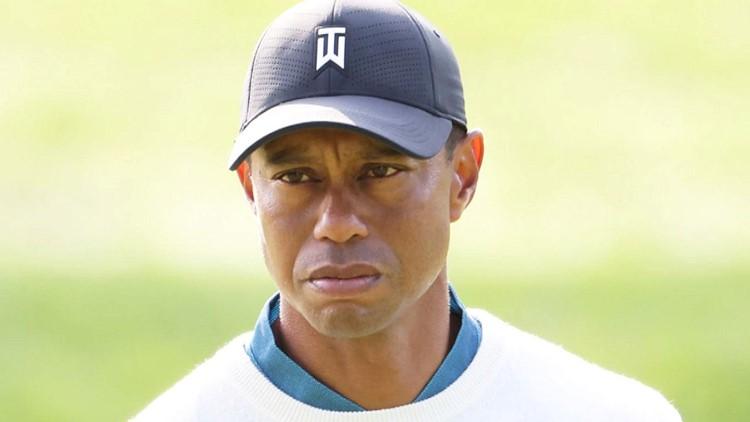 Tiger Woods Found Unconscious Immediately After Crash, Affidavit States